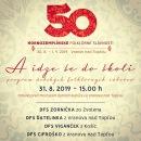 Hornozemplínske folklórne slávnosti 31.8.2019