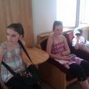 """Nahrávanie rámusu do """"Kapurky"""" 2.5.2012"""