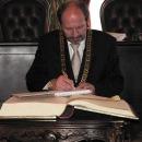 Prijatie u primátora 26.06.2008