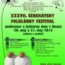 Krajská súťaž DFS v Buzici 31.5.2015
